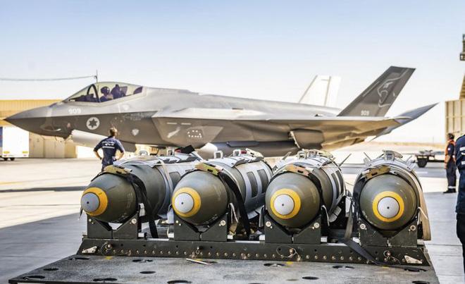 Tin dữ dồn dập, Israel muốn Mỹ trao ngay vũ khí nóng: Cơn địa chấn mới ở Trung Đông - Ảnh 2.