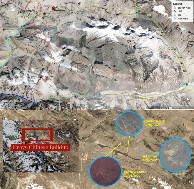 Báo Ấn: Nghi binh ở Hồ Pangong Tso, Trung Quốc sắp nuốt trọn vị trí chiến lược ở Ladakh? - Ảnh 2.