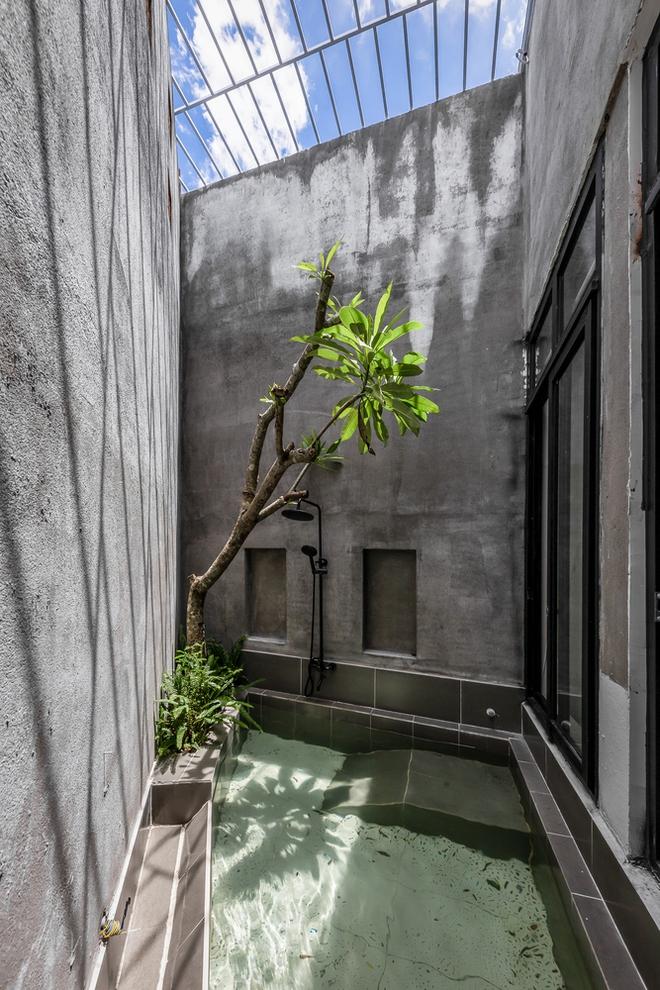 Độc đáo căn nhà gia chủ không tiếp khách, bếp trở thành khu vực trung tâm - Ảnh 11.