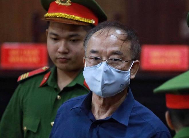 Người tình của ông Nguyễn Thành Tài nghẹn ngào tại tòa: Tôi luôn tự hỏi vì sao mình ra nông nỗi này? - Ảnh 6.