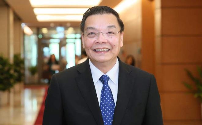 Bộ trưởng Khoa học và Công nghệ Chu Ngọc Anh làm Phó Bí thư Thành ủy Hà Nội