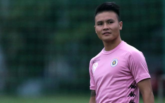 Quang Hải tự tin, Văn Quyết trầm ngâm trước trận chung kết Cúp Quốc gia 2020