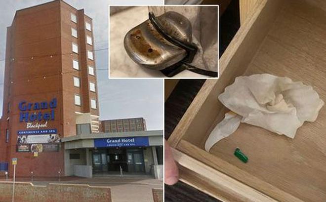 """Cùng đến 1 khách sạn, nhóm khách chia sẻ trải nghiệm kinh hãi với mấy """"vật  thể lạ"""" tại đây"""