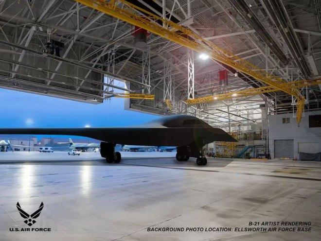 Tại sao Trung Quốc phải giật mình khi Mỹ tăng số lượng máy bay ném bom B-21? - Ảnh 1.
