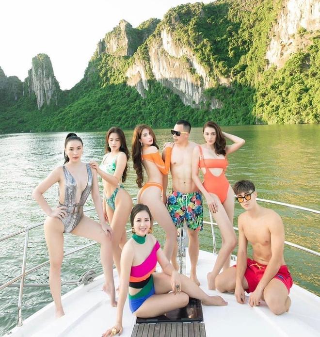 Quỳnh Thư tung ảnh diện áo tắm nóng bỏng - Ảnh 1.