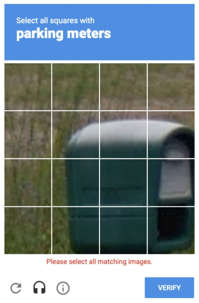 15 lần con người xoắn não với bài kiểm tra captcha để phân biệt người và robot của Google - Ảnh 9.