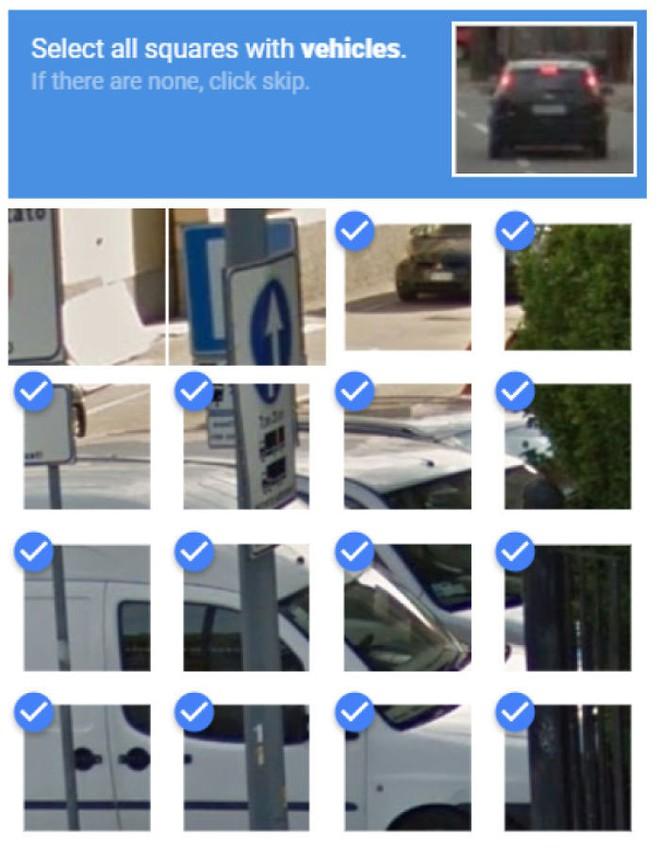 15 lần con người xoắn não với bài kiểm tra captcha để phân biệt người và robot của Google - Ảnh 13.