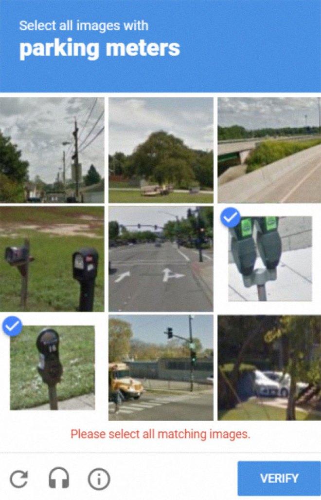 15 lần con người xoắn não với bài kiểm tra captcha để phân biệt người và robot của Google - Ảnh 15.