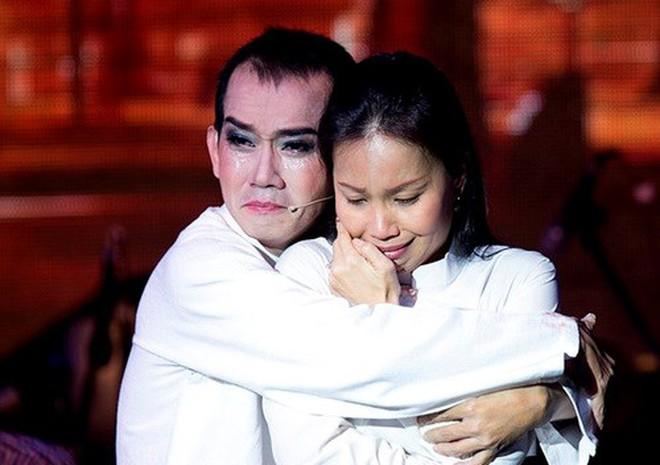 Cẩm Ly tiết lộ dòng chữ cuối cùng Minh Thuận viết cho mình trước khi mất - Ảnh 3.