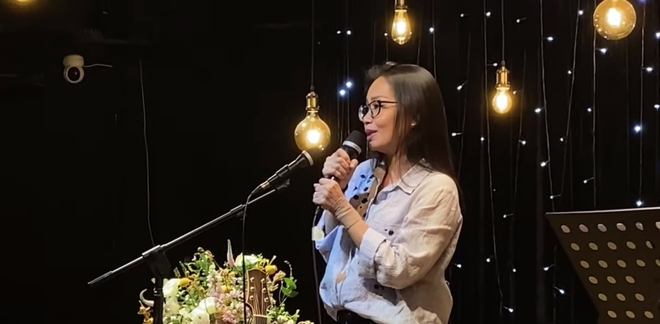 Cẩm Ly tiết lộ chuyện rùng mình, không thể lí giải về ca sĩ Minh Thuận - Ảnh 1.