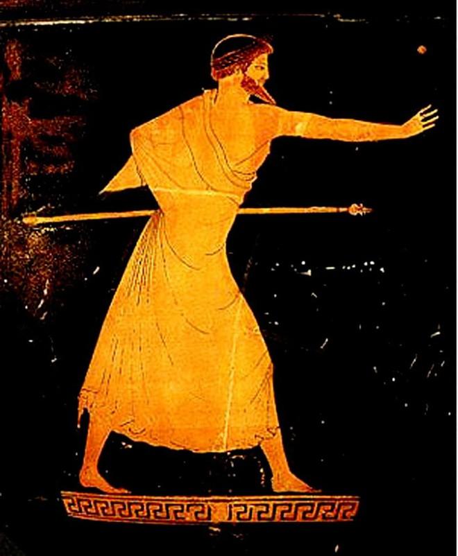 Thần thoại Hy Lạp: Thần Zeus – Vị thần tối cao trên đỉnh Olympus - Ảnh 1.