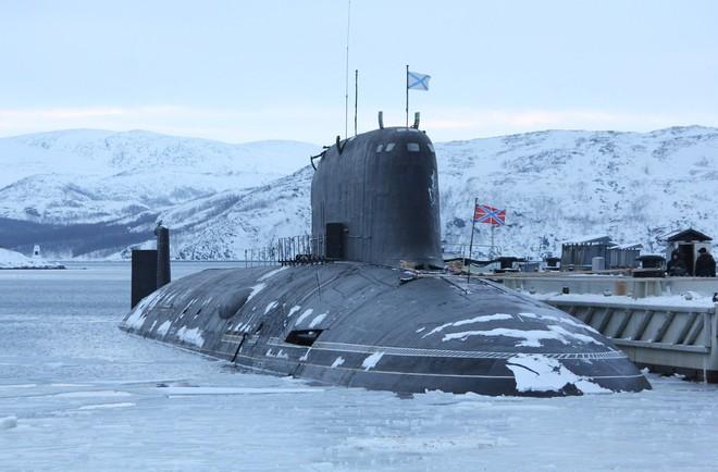 Các tàu chiến của NATO đang truy tìm tàu ngầm Nga trên biển Barents như thế nào? - Ảnh 2.