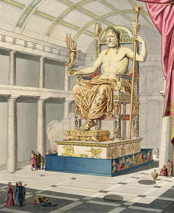 Thần thoại Hy Lạp: Thần Zeus – Vị thần tối cao trên đỉnh Olympus - Ảnh 3.
