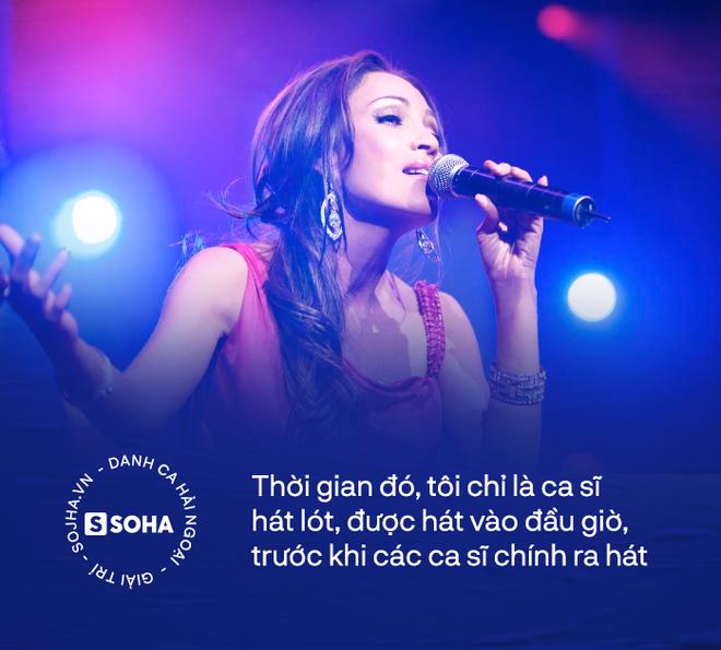 Thanh Hà: Phải hát lót cho Chế Linh tại vũ trường, bị hủy show và định mệnh gặp Linda Trang Đài - Ảnh 1.
