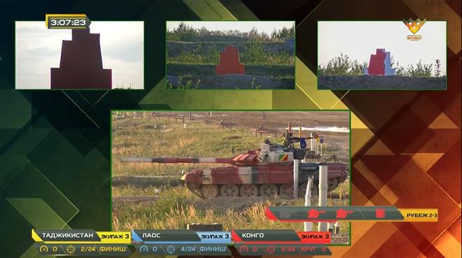 Tank Biathlon 2020: Vòng bán kết Bảng 2 đã ngã ngũ, Việt Nam giành vé vào trận chung kết - Ảnh 1.