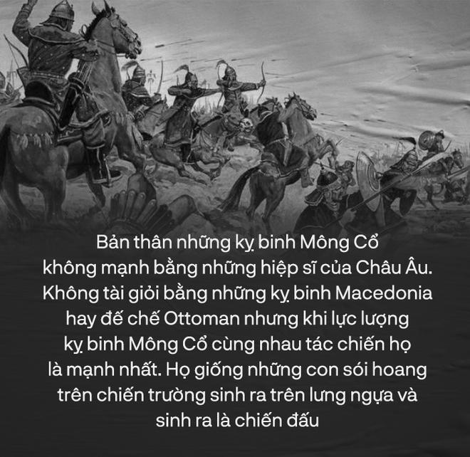 Tinh thần chiến binh tạo nên Đế chế Nguyên Mông hùng mạnh - Ảnh 8.