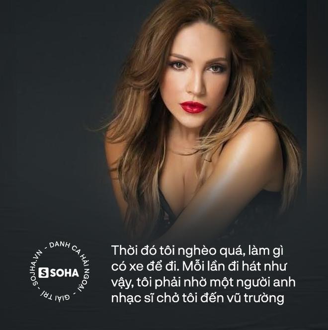 Thanh Hà: Phải hát lót cho Chế Linh tại vũ trường, bị hủy show và định mệnh gặp Linda Trang Đài - Ảnh 3.