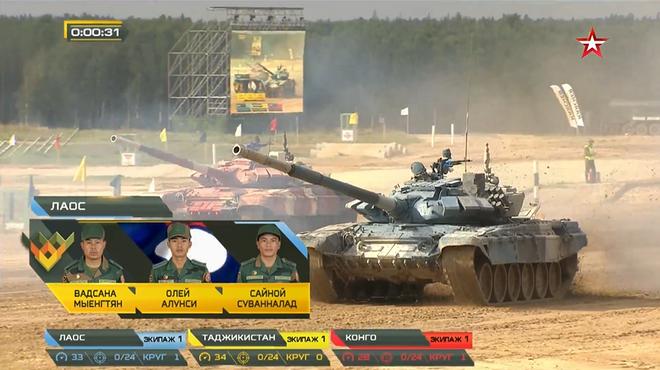 Tank Biathlon 2020: Cuộc đua đến chung kết Bảng 2 - Việt Nam có vượt qua cửa hẹp? - Ảnh 1.