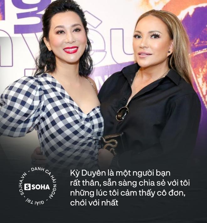 Thanh Hà: Phải hát lót cho Chế Linh tại vũ trường, bị hủy show và định mệnh gặp Linda Trang Đài - Ảnh 5.