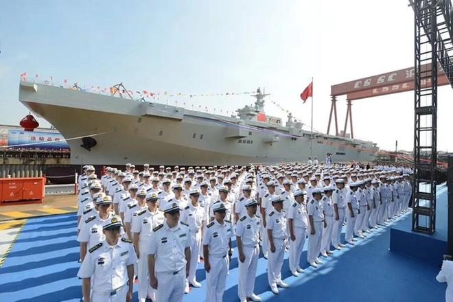 Lầu Năm Góc: Lời nguyền rủa đối với Trung Quốc là sự thua kém lâu dài về mặt quân sự - Ảnh 1.