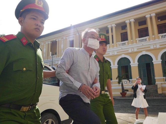 Ông Nguyễn Thành Tài lĩnh 8 năm tù sau vụ giao đất vàng nghìn tỷ - Ảnh 2.