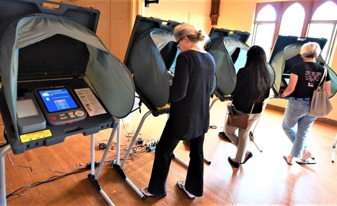 Người Mỹ đã bỏ phiếu như thế nào trong hơn 200 năm lịch sử? - ảnh 1