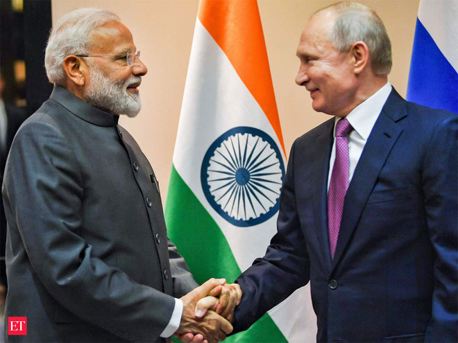Lạnh lùng cảnh cáo sát vách, Nga-Ấn chuẩn bị đòn tấn công kép dành cho Trung Quốc? - Ảnh 2.