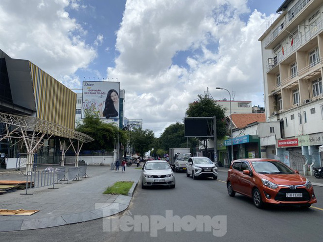 Cận cảnh 2 lô đất vàng khiến cựu Chủ tịch TPHCM Lê Hoàng Quân bị kiến nghị xử lý - Ảnh 2.