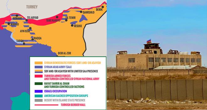 Bị Nga uy hiếp, QĐ Mỹ tung khí tài hiện đại áp trận ở Syria, nào ngờ cửa tử chờ sẵn? - Ảnh 3.