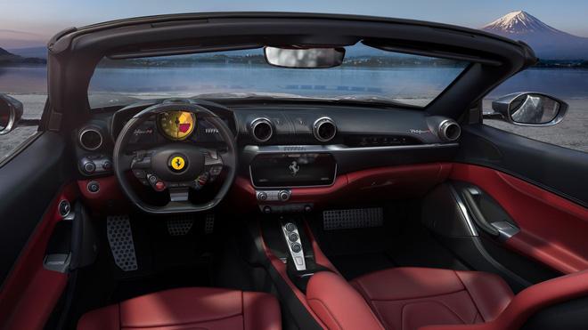 Ferrari Portofino M: Siêu xe mui trần thêm sức mạnh để thuyết phục giới nhà giàu - Ảnh 2.