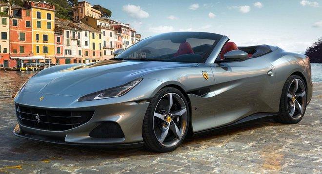 Ferrari Portofino M: Siêu xe mui trần thêm sức mạnh để thuyết phục giới nhà giàu - Ảnh 1.