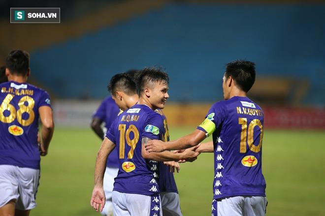 Vì Văn Quyết, CLB Hà Nội sẽ vô địch để bước lên chiếu trên - Ảnh 1.