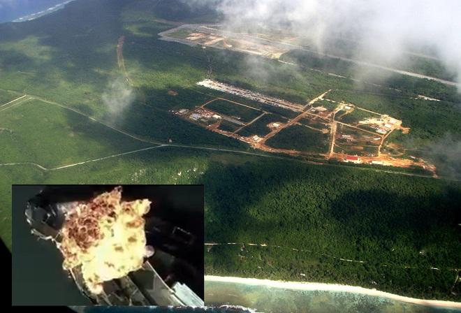 Giữa lúc eo biển Đài Loan dậy sóng, KQ Trung Quốc gửi thông điệp cực hiếu chiến tới Mỹ? - Ảnh 3.