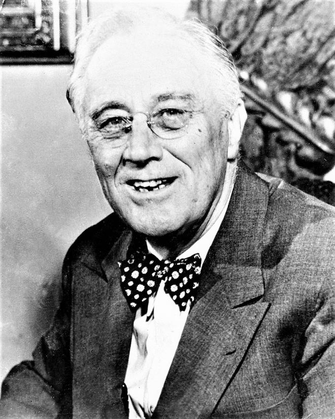 Roosevelt - Người đầu tiên và duy nhất phục vụ bốn nhiệm kỳ Tổng thống Mỹ - ảnh 1