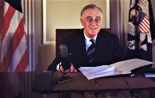 Roosevelt - Người đầu tiên và duy nhất phục vụ bốn nhiệm kỳ Tổng thống Mỹ - ảnh 2