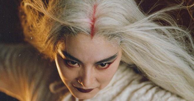 Loạt mỹ nhân Hoa ngữ đọ độ quyến rũ trong tạo hình tóc trắng - ảnh 8