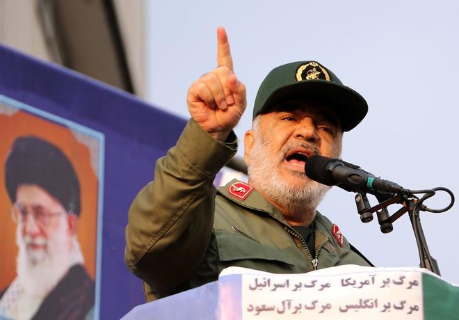 """Iran tuyên bố sẽ """"nhấn chìm"""" căn cứ Mỹ trong biển lửa - Nga đanh thép cảnh báo Mỹ đừng hành động liều lĩnh ở Syria - Ảnh 2."""