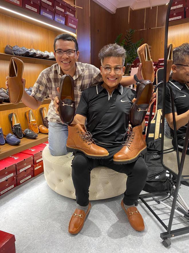 Nghỉ học đi phụ hồ, bốc vác, 9x khởi nghiệp với 17 triệu đồng trở thành chủ chuỗi giày da lớn tại Sài Gòn - Ảnh 6.