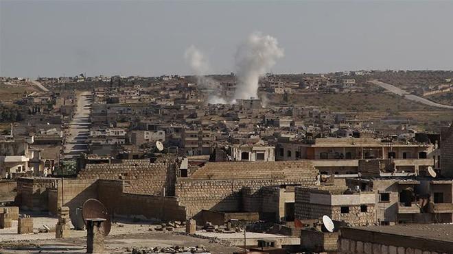 """Iran tuyên bố sẽ """"nhấn chìm"""" căn cứ Mỹ trong biển lửa - Nga đanh thép cảnh báo Mỹ đừng hành động liều lĩnh ở Syria - Ảnh 1."""