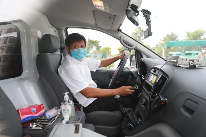 Người mua xe cổ và 4 áo đấu của ông Đoàn Ngọc Hải là một doanh nhân ở Hải Dương - Ảnh 2.