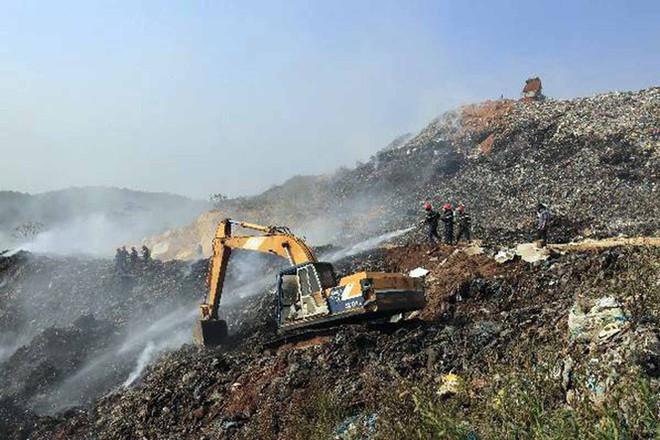 Chi 48 tỷ đồng đóng cửa bãi rác gây ô nhiễm kinh hoàng - Ảnh 2.