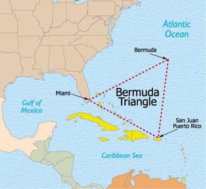 Phi đội bay mất tích và những bí ẩn chưa lời đáp liên quan đến Tam giác quỷ Bermuda - Ảnh 1.