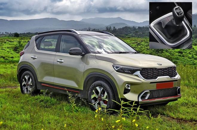 [Ô tô Ấn Độ] Kia Sonet giá từ 211 triệu được trang bị những tiện nghi gì? - Ảnh 2.