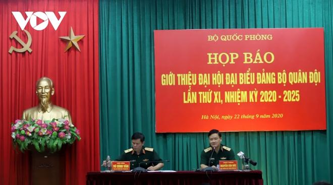 Tổng Bí thư, Chủ tịch nước sẽ dự Đại hội Đảng bộ Quân đội - Ảnh 1.
