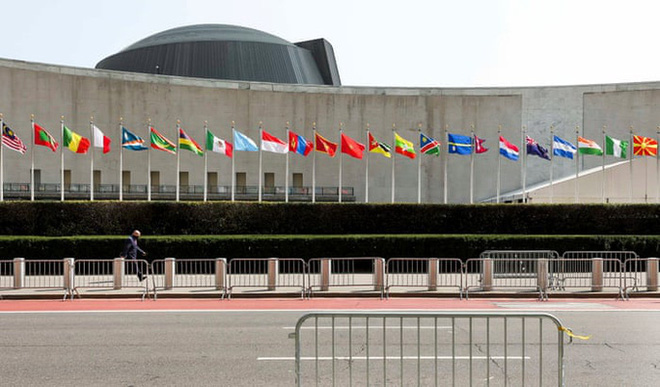 Phiên họp lạ chưa từng thấy của Liên Hiệp Quốc - Ảnh 2.