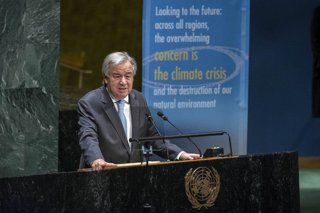 Phiên họp lạ chưa từng thấy của Liên Hiệp Quốc - Ảnh 4.