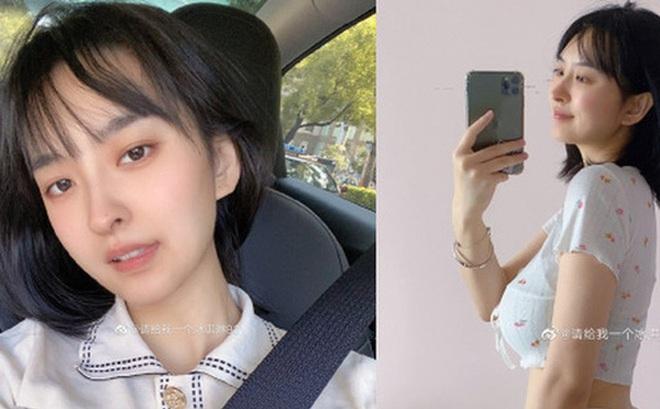 Hot girl mạng xã hội Trung Quốc lộ ảnh đời thực 'một trời một vực' khiến dân mạng được phen ngã ngửa