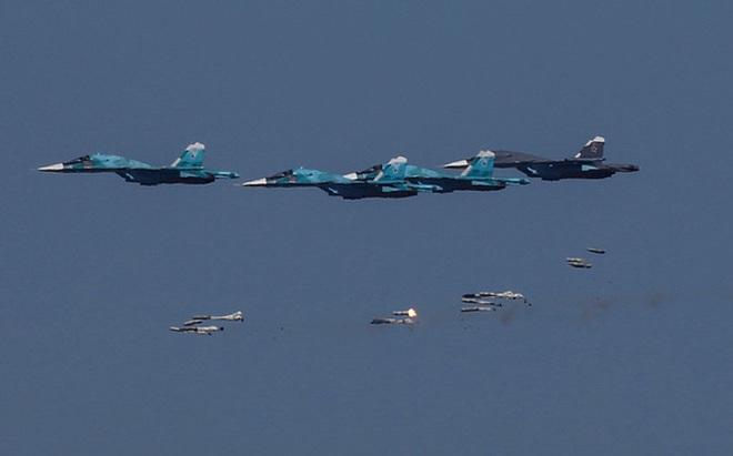 Nga mở cuộc không kích lớn nhất ở Syria từ khi ngừng bắn
