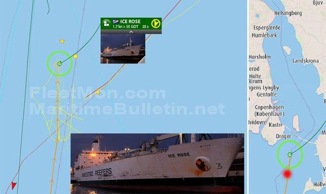NÓNG: Tàu chiến hiện đại của Hải quân Nga bị đâm ở Đan Mạch - Ảnh 4.