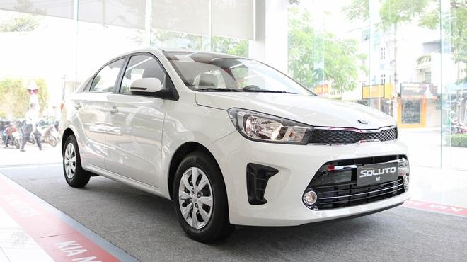 Ô tô sedan hạng B thuộc top rẻ hàng đầu Việt Nam, giá chỉ 369 triệu đồng - Ảnh 1.